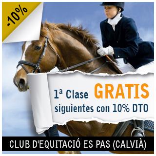 CLUB D'EQUITACIÓ ES PAS