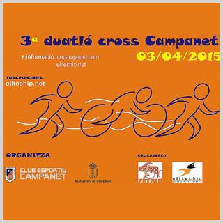 III Duatló Cross de Campanet 2015