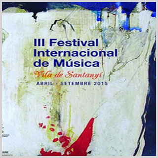 III Festival Internacional de Música de la Vila de Santanyí