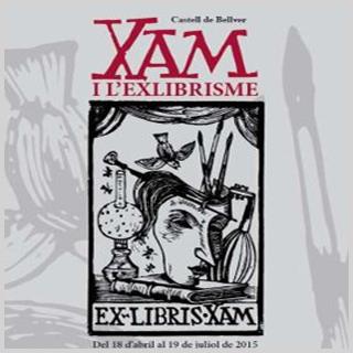 Exposición «XAM y el Exlibrismo»