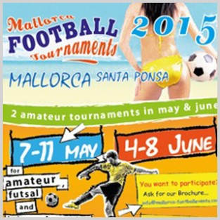Mallorca Football Tournament I en Santa Ponça